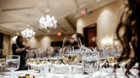 Here's what went down at the first session of <em>Toronto Life</em>'s Wine School