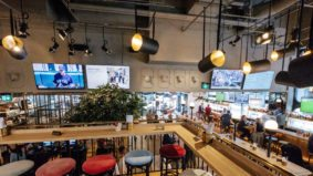 What's on the menu at Walrus Pub & Beer Hall, Bay Street's new multi-level draw for craft drafts, aged martinis and shuffleboard