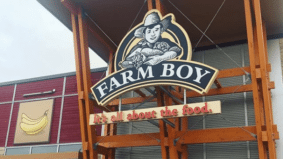 Toronto's first Farm Boy is now open