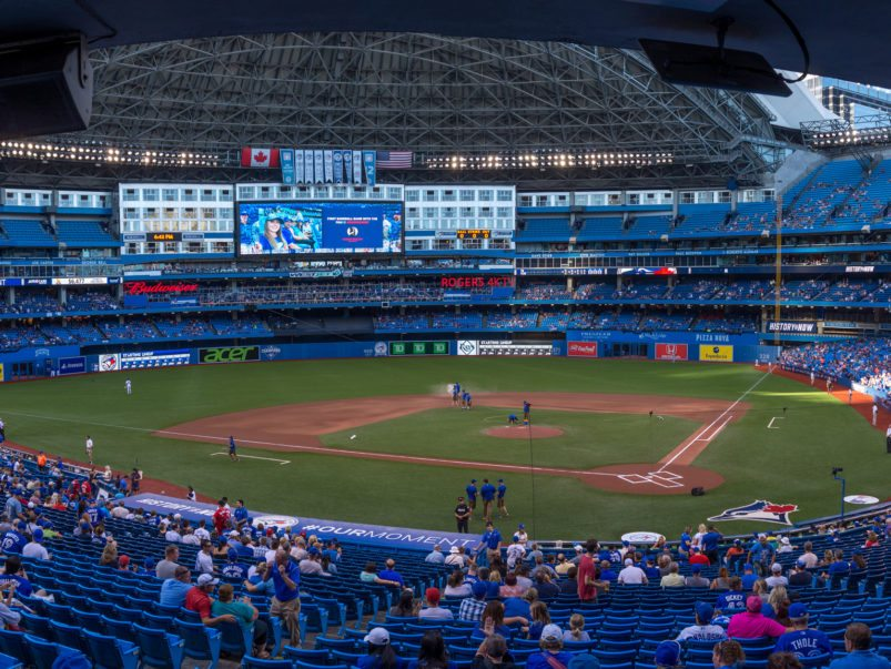 What new stuff will be happening at Blue Jays games in 2018?