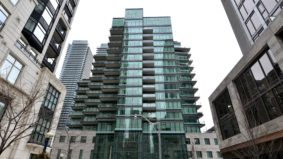 Former Hudson's Bay president Bonnie Brooks is selling her swanky downtown condo