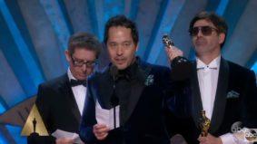 Here's Toronto's big moment at last night's Oscars