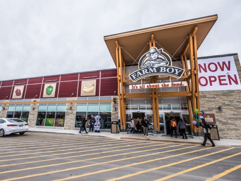 Inside Toronto's first Farm Boy, Etobicoke's new 20,000-square-foot supermarket