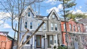 House of the Week: $1.8 million for a modern home near Harbord Street with a Victorian facade
