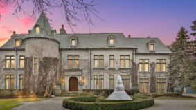 This ridiculously huge Bridle Path mansion will run you $23 million