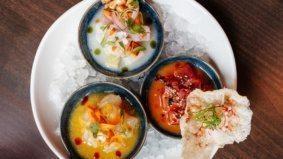 What's on the menu at Mira, King West's splashy new Peruvian restaurant