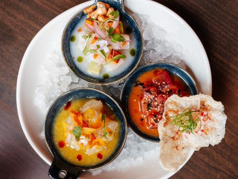 What's on the menu at Mira, King West's splashy new Peruvian restaurant