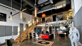 Rental of the Week: $3,800 per month for a funky Leslieville loft