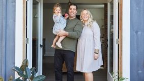 How a couple updated their Lambton-Baby Point home without professional help