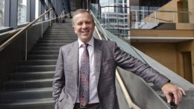 Peter Gilgan is the new owner of Toronto's most expensive condo
