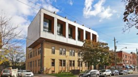 Rental of the Week: $5,500 per month for a converted townhouse near College Street