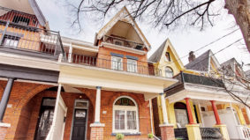 House of the Week: $1.5 million for a Parkdale Victorian with a claw-foot tub