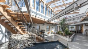 House of the Week: $2.5 million for a unique warehouse home with indoor landscaping