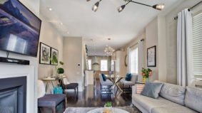 Sale of the Week: The $1.1-million townhouse that listed for less than it sold for two years ago