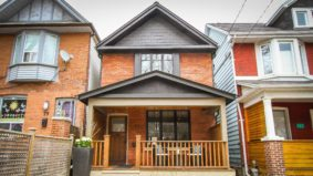 Sale of the Week: The $1.8-million house that proves Leslieville is still ground zero for bidding wars