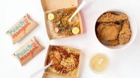 What's on the menu at Jollibee, Toronto's first location of the Filipino fast-food chain