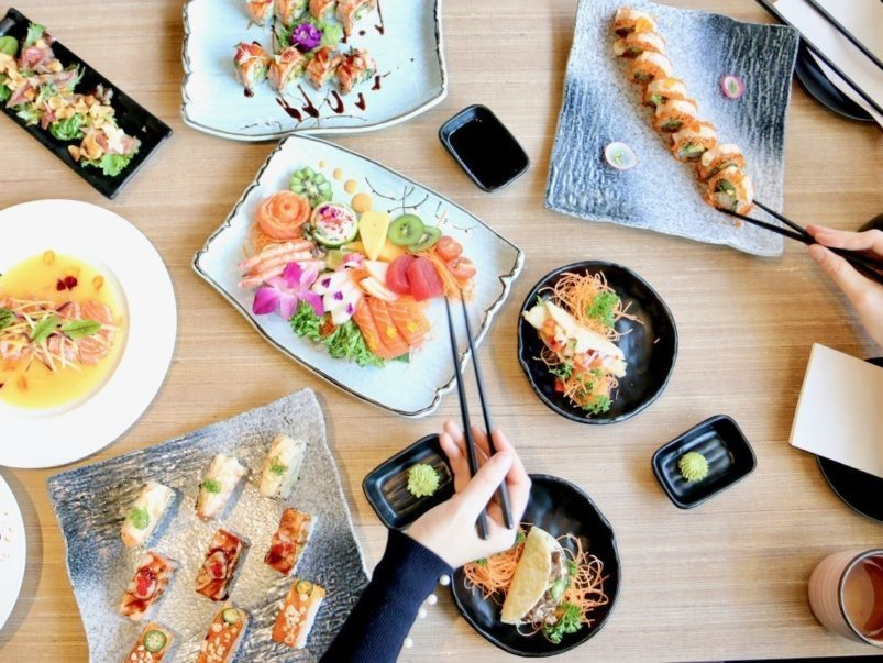 What's on the menu at Kaka All You Can Eat, the new downtown location of Markham's AYCE sushi spot