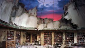 These artists create unbelievably detailed apocalyptic scenes—in miniature