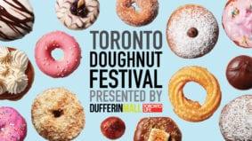 Toronto Doughnut Festival 2018 in partnership with Dufferin Mall