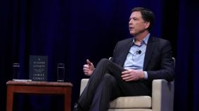 Eight things we learned from James Comey's Toronto interview with Heather Reisman