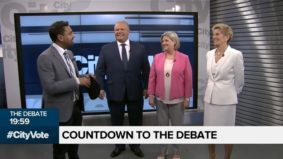 The best zingers and attack lines from last night's provincial leaders' debate