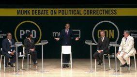 """What we learned at last weekend's """"political correctness"""" debate, starring Jordan Peterson"""