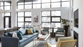 An industrial loft in the old CBC building gets a $350,000 rethink