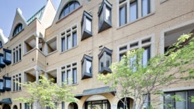 Condo of the Week: $1.5 million for a two-level suite in a boutique building in the Annex