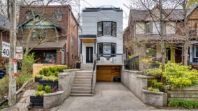 House of the Week: $2 million for a stylishly updated home in the Beaches