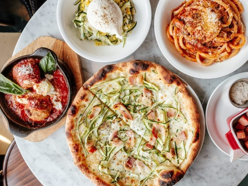 What's on the menu at Frankie's, a new Italian restaurant in Leslieville with $10 bowls of pasta and a negroni menu