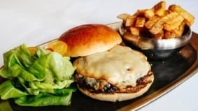 What's on the menu at the Gatsby, a new lounge and piano bar at the Windsor Arms