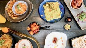 What's on the menu at My Roti Place, a new build-your-own roti restaurant on Queen West