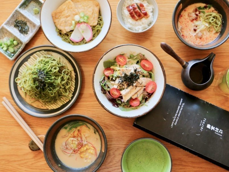 What's on the menu at Tsujiri, the Japanese matcha brand's new two-storey North York location