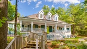 Cottage of the Week: $2.4 million for an island-based Lake Joseph retreat