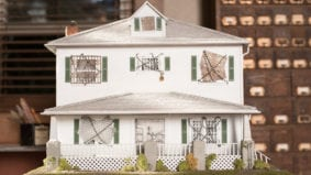Take a look at the creepy Toronto-made miniatures in <em>Hereditary</em>, the year's scariest movie