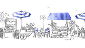 Grey Goose is launching a market and dinner series inspired by the French Riviera