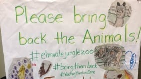 What people are saying about the Elmvale Jungle Zoo lemur heist