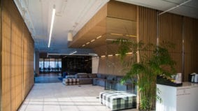 Inside LoyaltyOne's swanky new office, with games galore and no assigned desks
