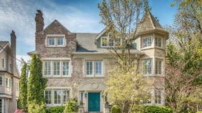 Rental of the Week: $17,500 per month for an entire Rosedale mansion