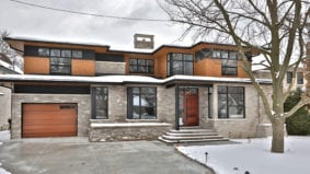 Rental of the Week: $7,500 per month for a brand-new modern home in Etobicoke