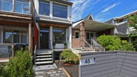 House of the Week: $1.9 million for a freshly renovated semi in Kensington Market