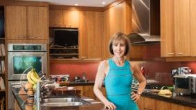 Inside the kitchen of Rose Reisman, award-winning entrepreneur, caterer, author and nutritionist