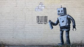What the Internet is saying about Toronto's Banksy exhibit gone wrong