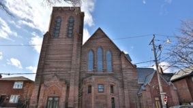 Rental of the Week: $8,000 per month to live in a converted church in Wallace-Emerson