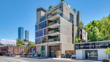Condo of the Week: $4.3 million for a designer condo in the Annex, complete with a wine cellar