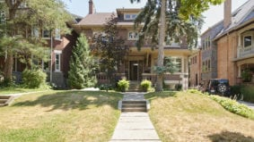 Rental of the Week: $8,000 per month for a renovated house near High Park