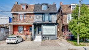 Sale of the Week: The $2.9-million Christie Pits property that's four homes for the price of one