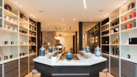 Inside Kandl Artistique, a super-swanky custom candle shop in Yorkville
