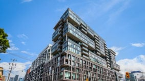 Condo of the Week: $1.6 million for a two-level suite near King West