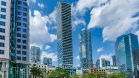 Condo of the Week: $1.4 million for a King West suite with bold interior design